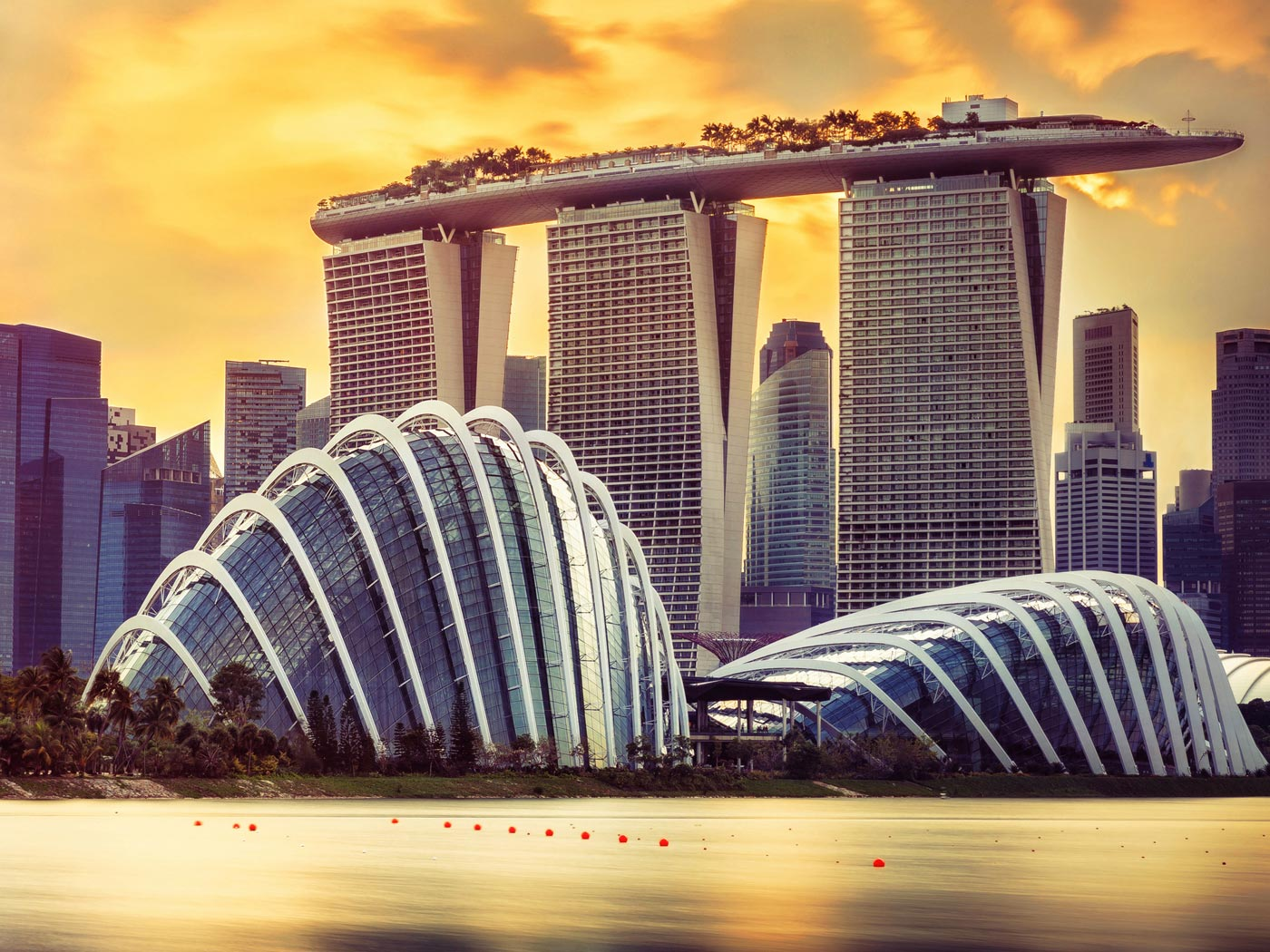 Background - Singapore
